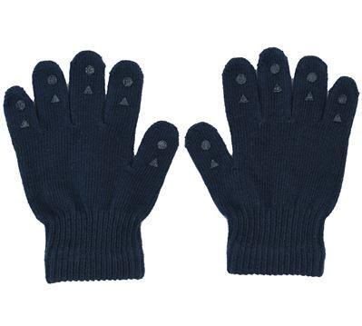 GobabyGo Grip Gloves in Navy