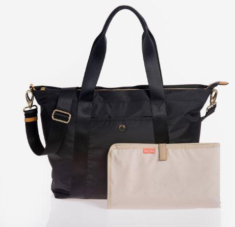 Jem and Bea Lola Changing bag in Black