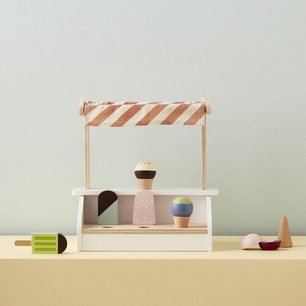 Kids Concept - Ice cream table stand Bistro