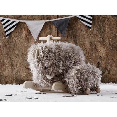 Kids Concept - Pull along Woolly Mammoth
