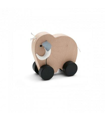 Kids Concept - Push Wheel Mammoth