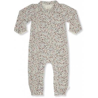 Konges Slojd Onesie with collar in Louloudi