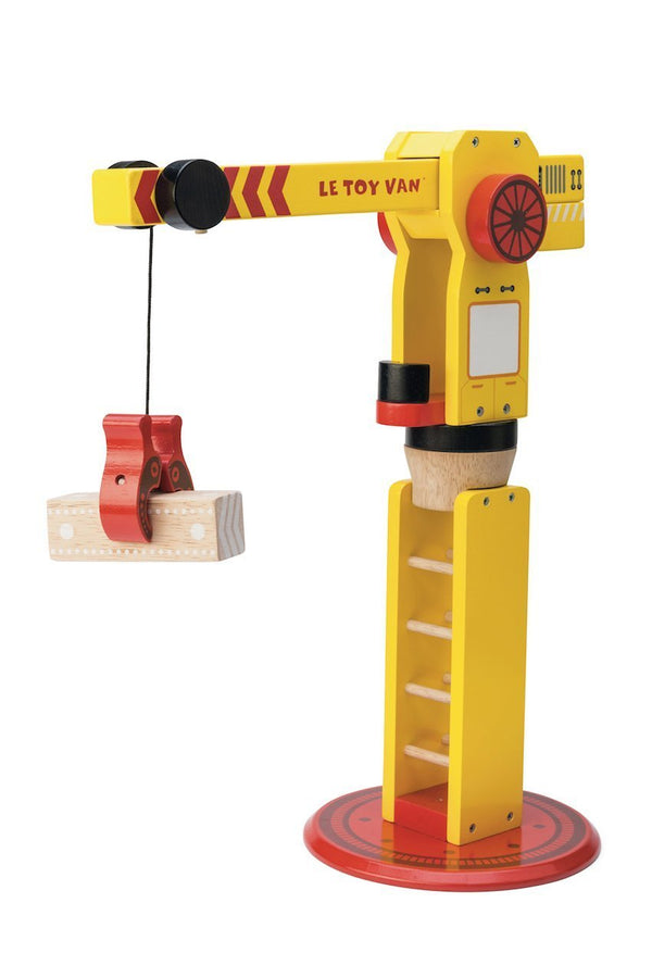 Le Toy Van Big Wooden Crane