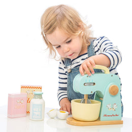 Le Toy Van - Wooden Mixer Set