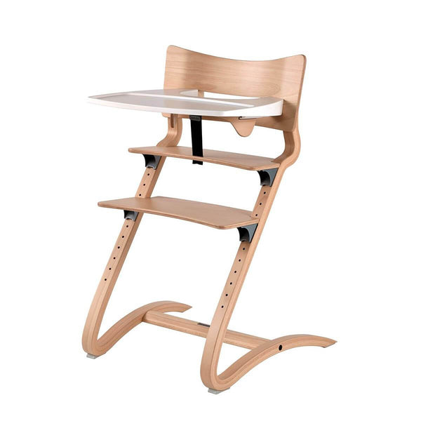 Leander High Chair with Safety Bar - Natural