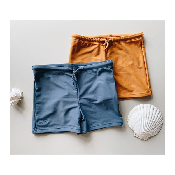 Liewood Adam Swim Pants in Blue Wave