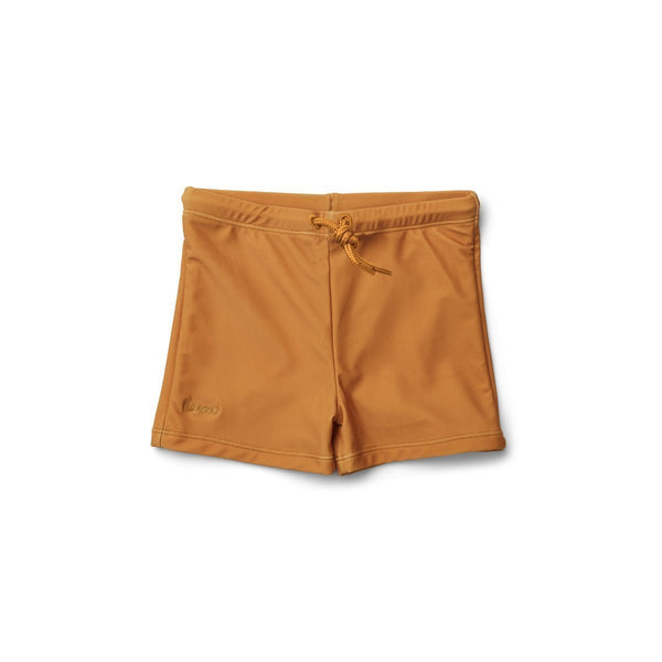 Liewood Adam Swim Pants in Mustard