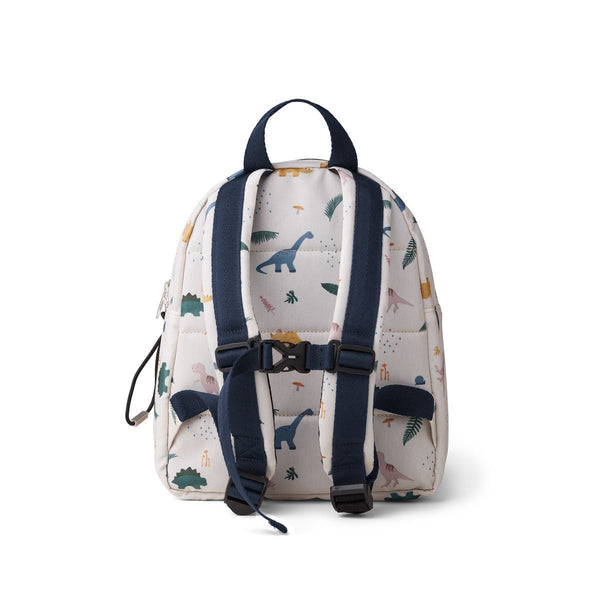 Liewood Allan Backpack in Dino mix
