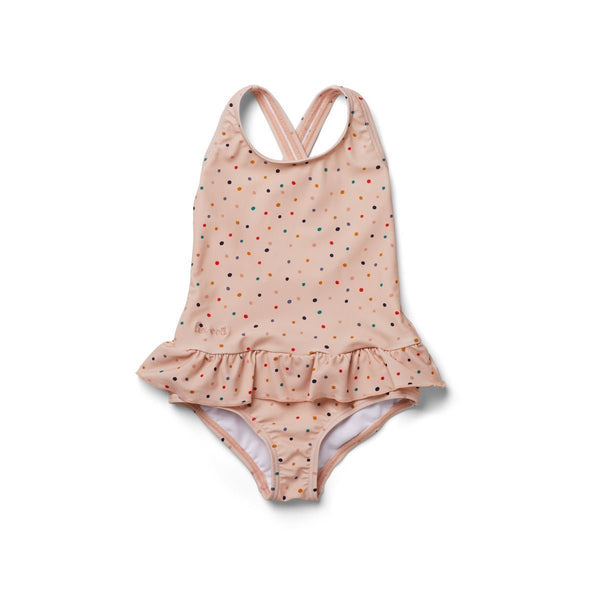 Liewood Amara swimsuit in Confetti mix