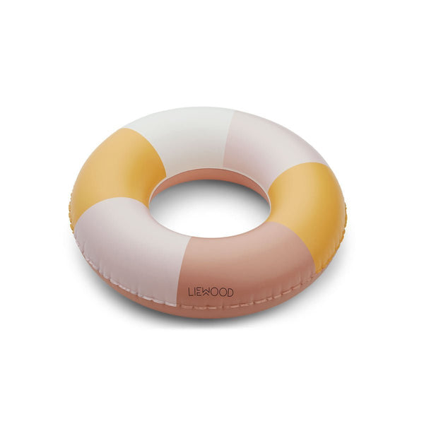 Liewood Baloo Swim Ring in Rose Mix