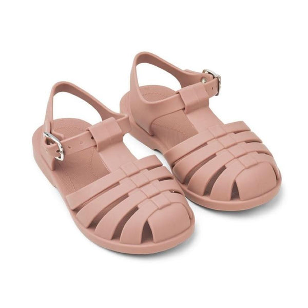 Liewood Bre Sandals / Jelly Shoes Dark Rose