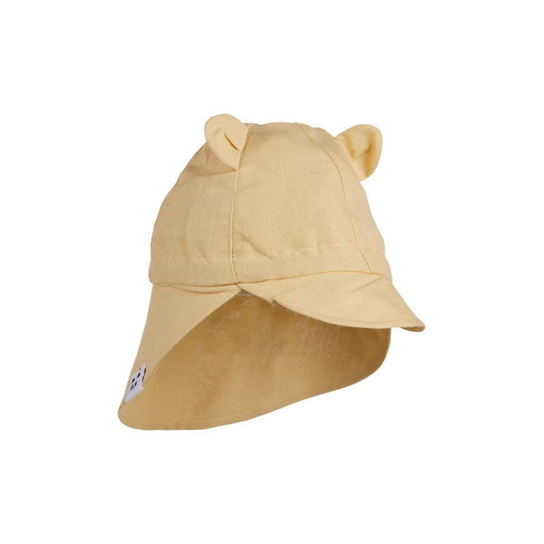 Liewood Eric Sun Hat in Yellow