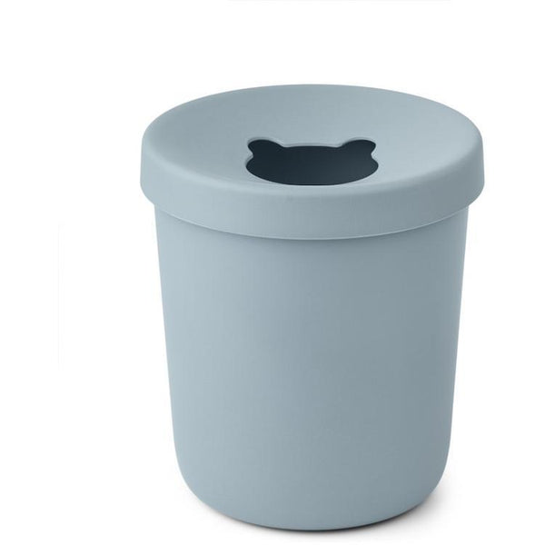 Liewood Evelina Trash Bin - Sea Blue