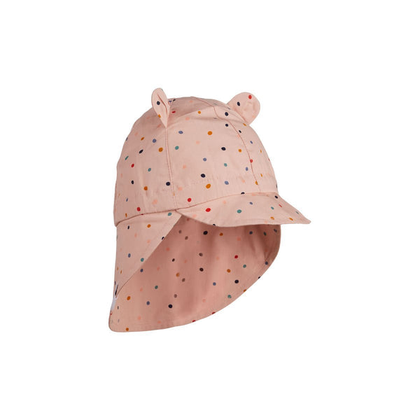 Liewood Gorm Sun Hat in Confetti Mix
