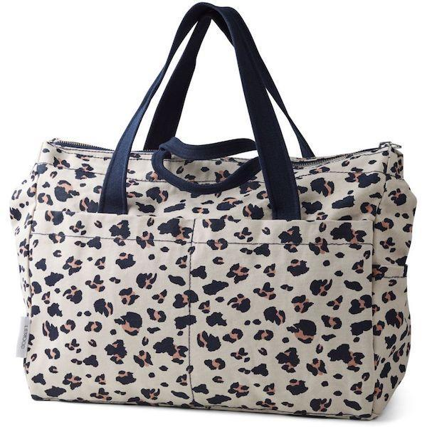 Liewood Melvin Mommy Bag in Leo Print
