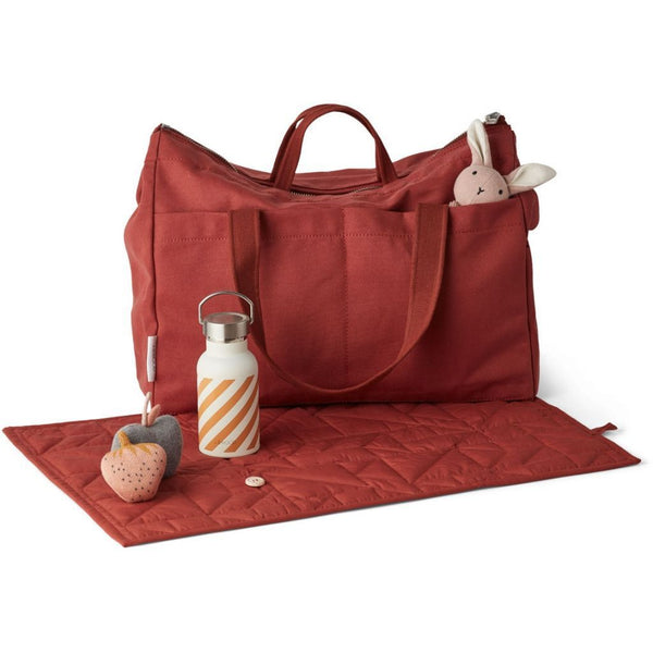 Liewood Melvin Mommy Bag in Rusty