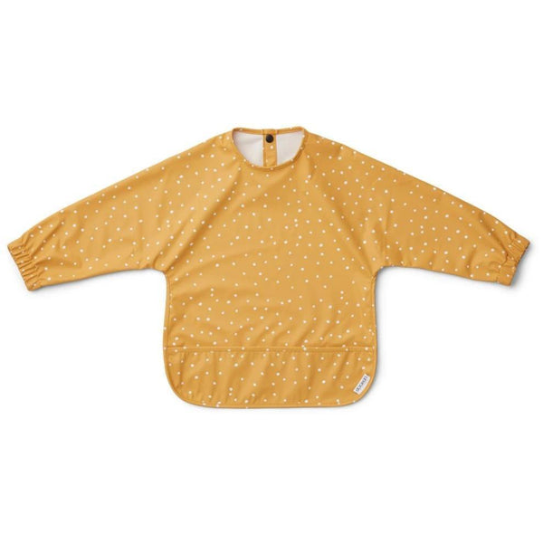 Liewood Merle Cape Bib in Yellow Mellow