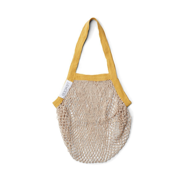 Liewood Mesi Mesh Tote Bag in Sandy