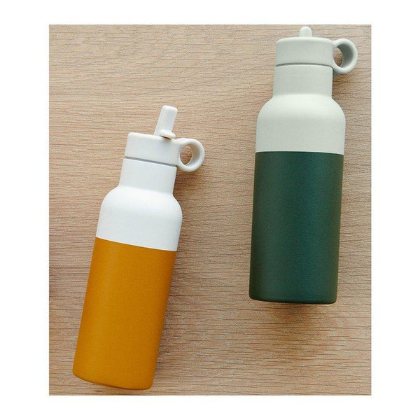Liewood Neo Water Bottle - Mustard / Sandy Mix