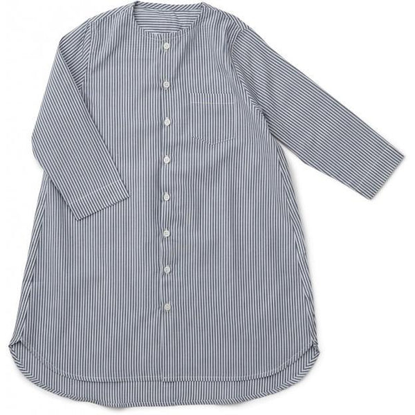 Liewood Nightshirt / Pyjama Dress Blue Stripe