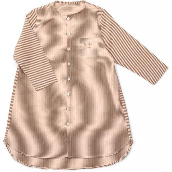 Liewood Nightshirt / Pyjama Dress Mustard Stripe