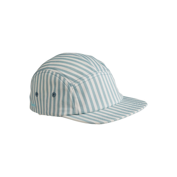 Liewood Rory Hat Blue Stripe / Creme