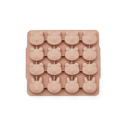 Liewood Sonny IceCube Tray 2 Pack - Rose Mix