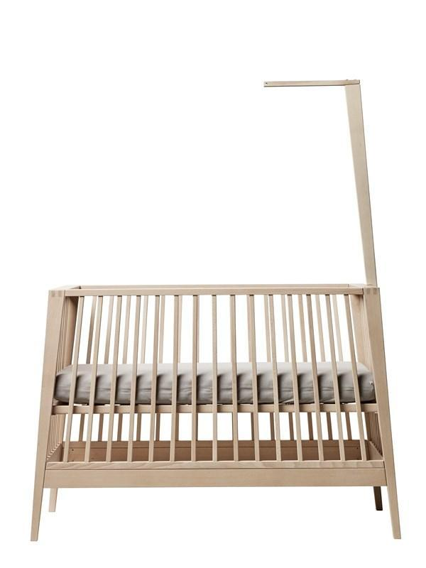 Linea by Leander Baby Cot - Beech