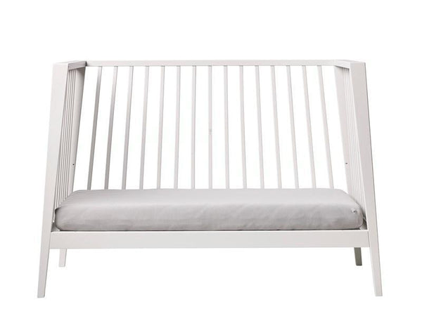 Linea by Leander Baby Cot - White