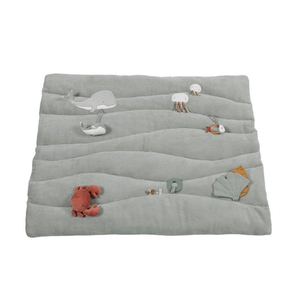 Little Dutch Activity Playmat in Ocean Mint