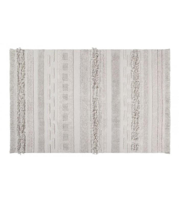 Lorena Canals Air Washable Rug in Natural