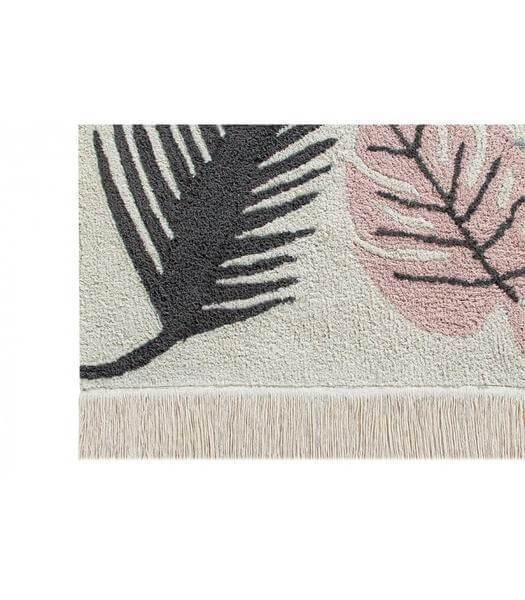 Lorena Canals Washable Rug Tropical Pink