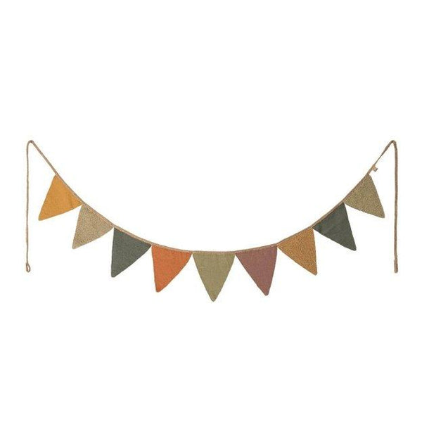 Maileg Garland Flags Multi