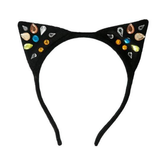 Meri Meri Sparkle Cat Ear Headband