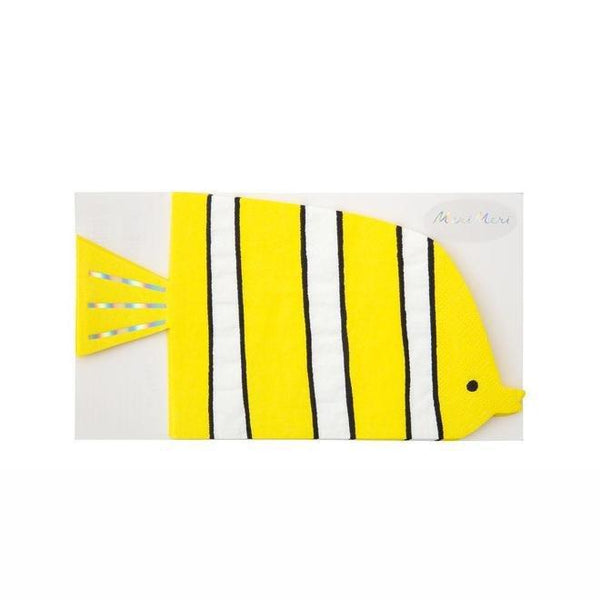 Meri Meri  Under The Sea Fish Napkins