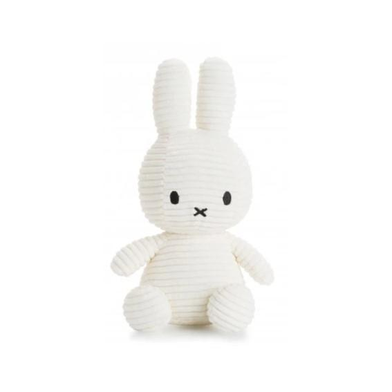 Miffy Corduroy in White