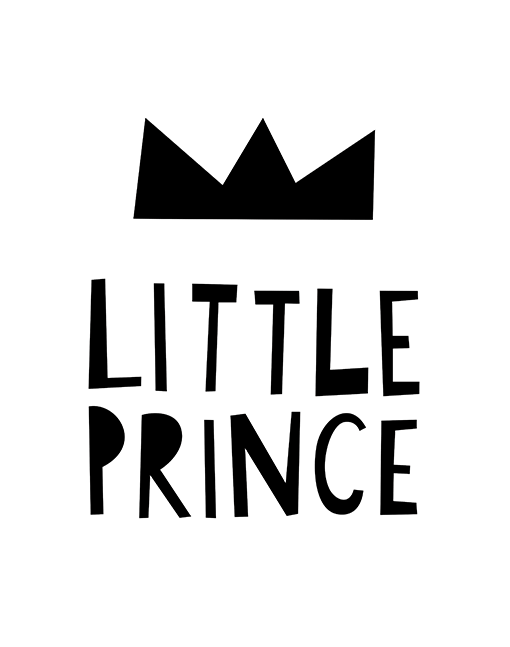Mini Learners 'Little Prince' poster