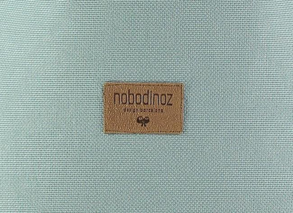 Nobodinoz Aladdin Cushion in Riviera Blue