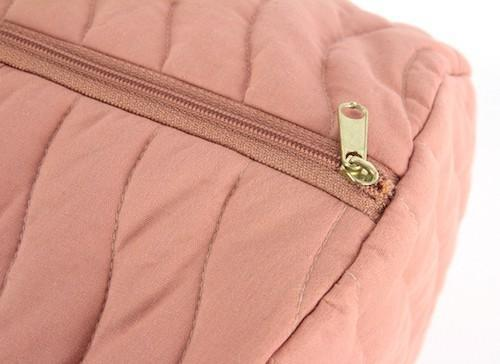 Nobodinoz Los Angeles Weekend bag - Dolce Vita Pink