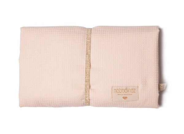 Nobodinoz Mozart Changing Pad in Dream Pink