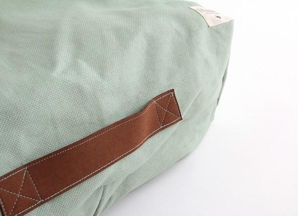Nobodinoz Oasis Bean Bag in Provence Green