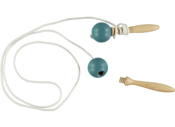 Nobodinoz Skipping Rope in Thalassa Blue