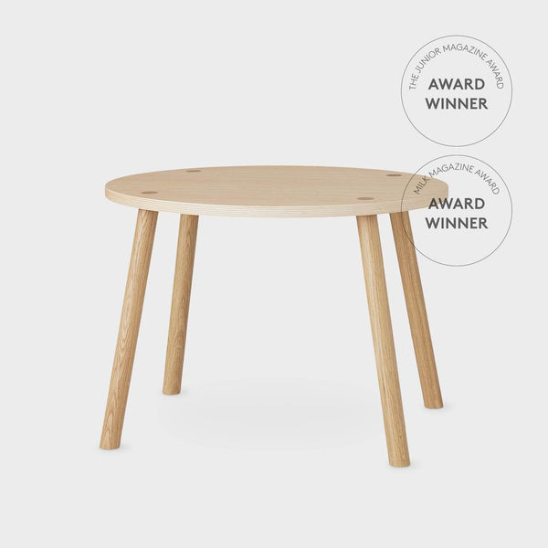 Nofred Mouse table in oak (2-5 years)