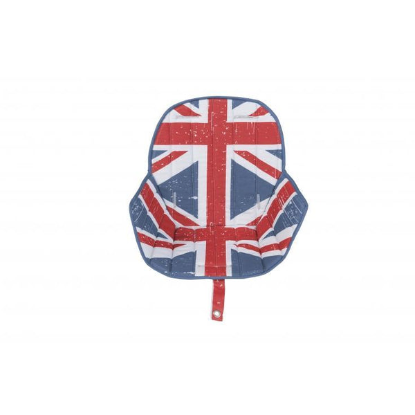 OVO High Chair Fabric Seat Cover - UK FLAG