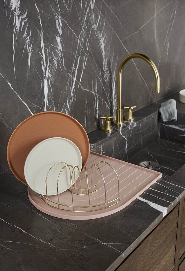 OYOY Living Design Dish Tray Rose