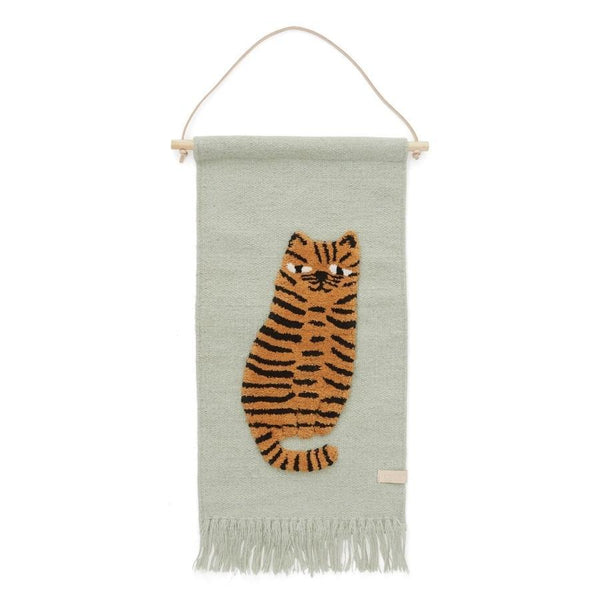 OYOY Wallhanger - Tiger