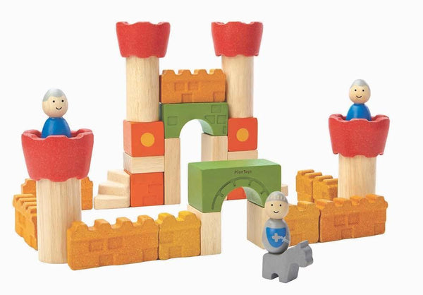 Plan Toys Castle Blocks