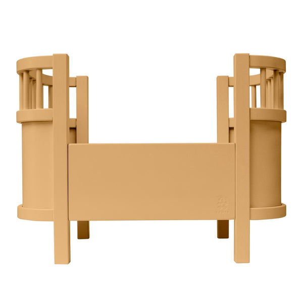 Sebra Doll's Bed in Mustard