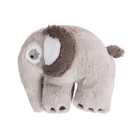 Sebra Elephant Plush Toy in Feather Beige