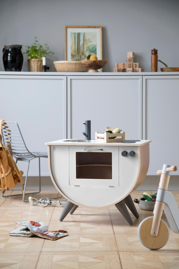 Sebra Play Kitchen in White
